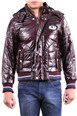 New Vogues Sports A06 18906 Dark Bordeaux Purple Inflatable Men's Jacket