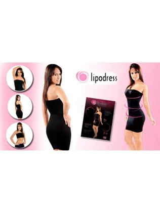 Magic φόρεμα Lipodress 3 in 1