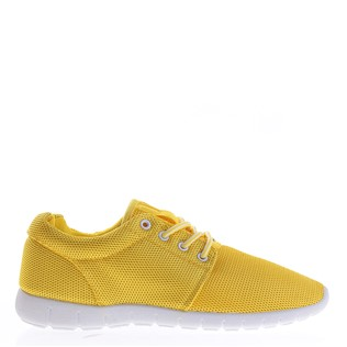 1068-YELLOW Women's Shoe
