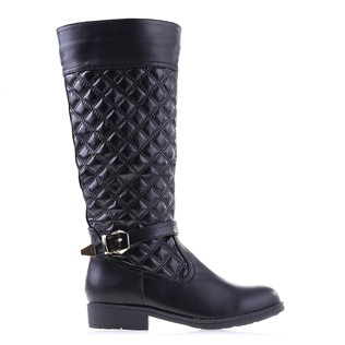 L-932-BLACK Women's Boot