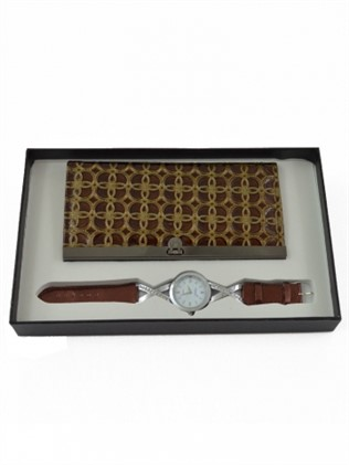 Set of watches and wallets 26725