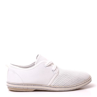 0-Z075-WHITE Women's Shoe
