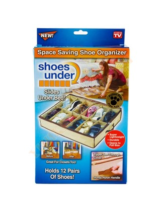 Practical shoe organizer Shoe Under