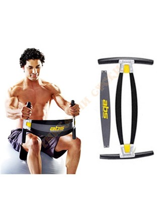 Fitness device for tight belly