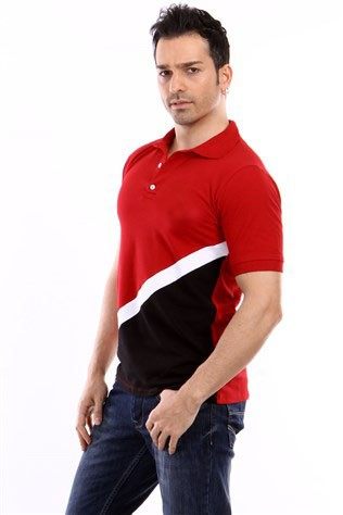 Camel Cml-0153 Red Men's T-shirt