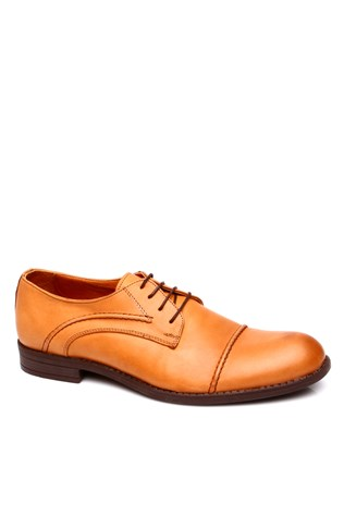 0003 Brown Men's Shoe