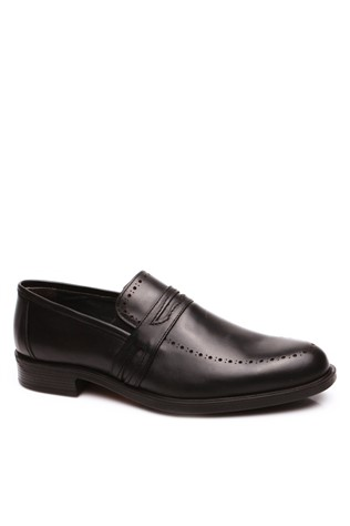 0010-7 Black Men's Shoe