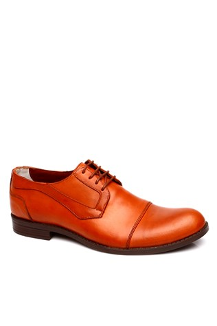 0011 Coffee Men's Shoe