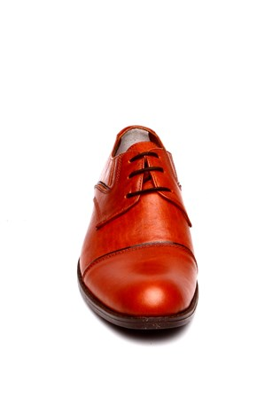 0040 Brown Men's Shoe