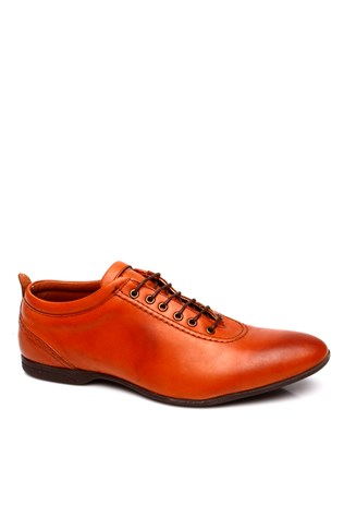 0066 Coffee Men's Shoe