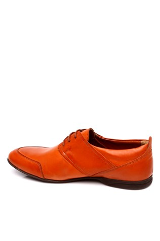 0076 Coffee Men's Shoe