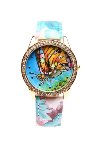 0469 Turquoise Lady's watch