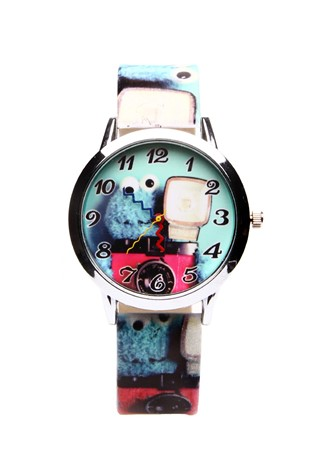 0480 vzored unisex watch
