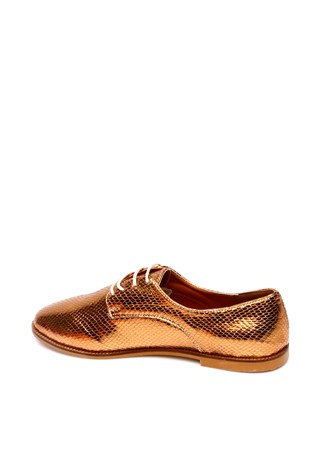 107-01-003z-Gold Women's Shoe