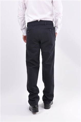 11230035 Rcr Men's Black Pants