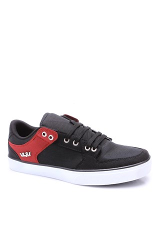 1400 Black & Roșu sport masculin's shoe