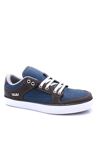 1400 Blue & grey masculin's shoe