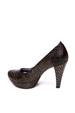206-09-005z Black Women's Shoe