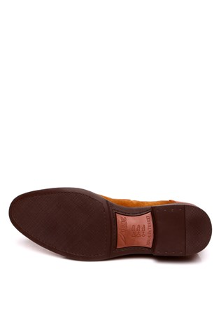 217 Coffee Suede Coffee Men's Shoe
