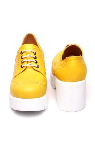 270-01-002z-Yellow Women's Shoe