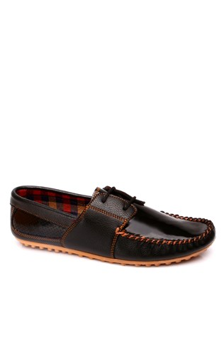 444 Black Men's Shoe