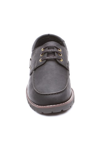 921-6 Black Men's Shoe