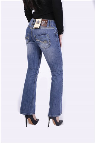 Abigal Jade 604 Medium Blue Wash J0076FT