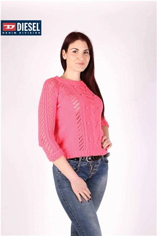 Beth Sweater Raspberry K3054FA086