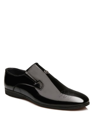 Black Elegant Shoes 2018130