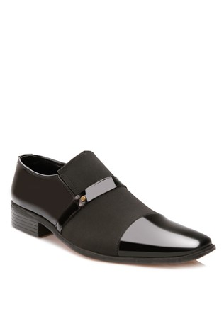 Black Elegant Shoes 2018143