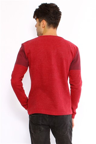Bratti 16031 Men's Bordeaux Sweater