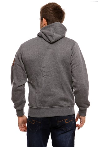 Bratti 7828 Men's Grey Sweatshirt