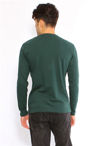 Bratti 8270 Men's Green Sweater