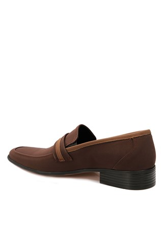 Brown Elegant Shoes 2018156