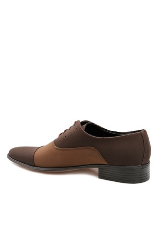 Brown Elegant Shoes 2018161
