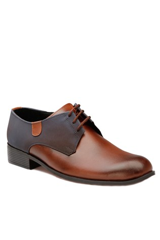 Καφέ Elegant shoes 201844