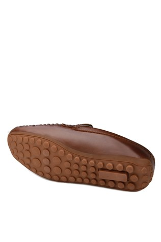 Brown Leather Moccasins 201870