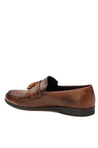 Brown Lofer shoes 201842