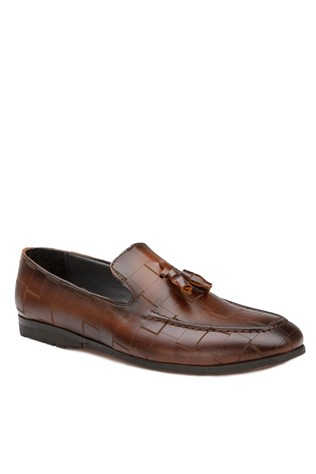 Brown Lofer shoes 201838