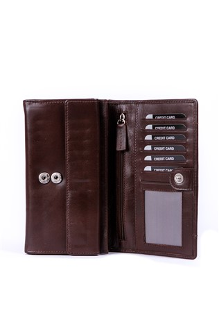Brown Wallet cs02