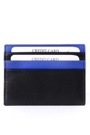Business card case Black cs18