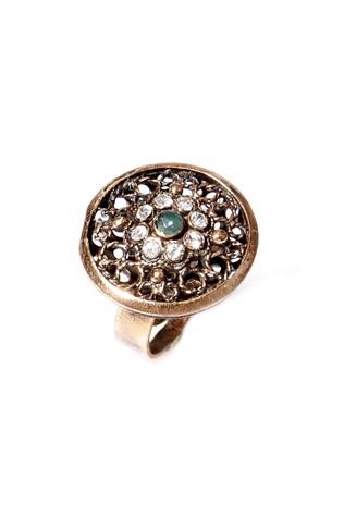Women's Ring with Stones Byz-2102ük