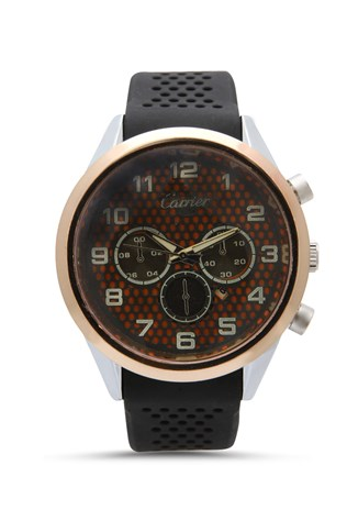 Carrier Crr-053 Brown Men's Watch
