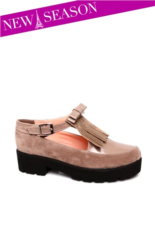 Cd 117 Mink Women's Shoe
