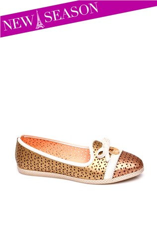 Cd 550 Gold Women's Shoe