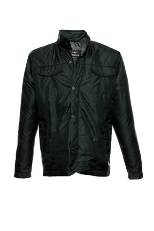 Coat and Jacket 6001  Green Men's Jacket