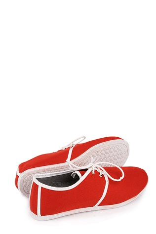 Crokee Crk-045 Red Men's Shoe