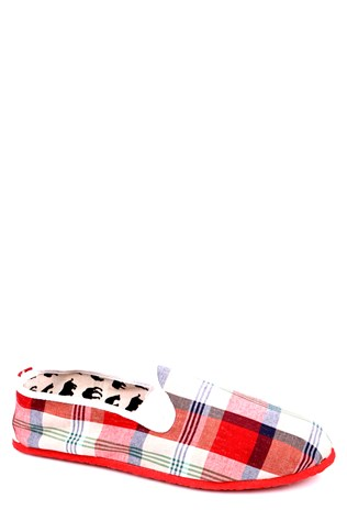 Crokee Crk-222 Red White Men's Shoe