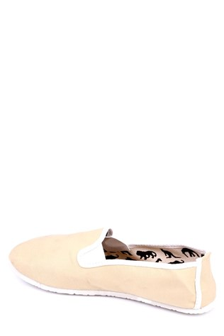 Crokee Crk-239 Cream Men's Shoe
