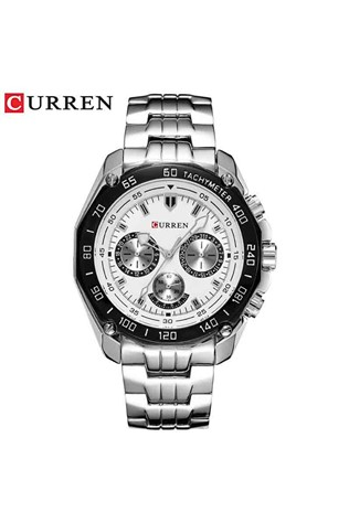 Curren Watches  M8077 - White 23001520